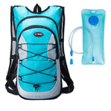 Ultralight Hydration Backpack With Water Bladder