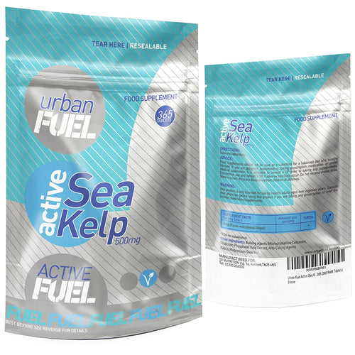 Active Sea Kelp 500mg By Urban Fuel