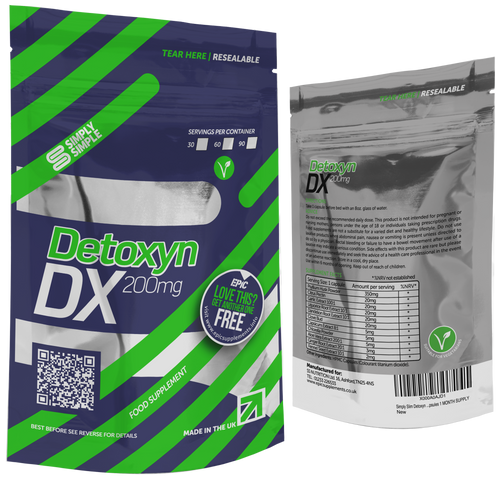Detoxyn Natural Detox By Simply Simple