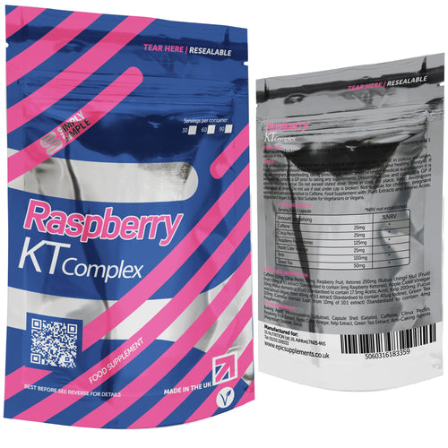 Raspberry KT Complex by Simply Simple