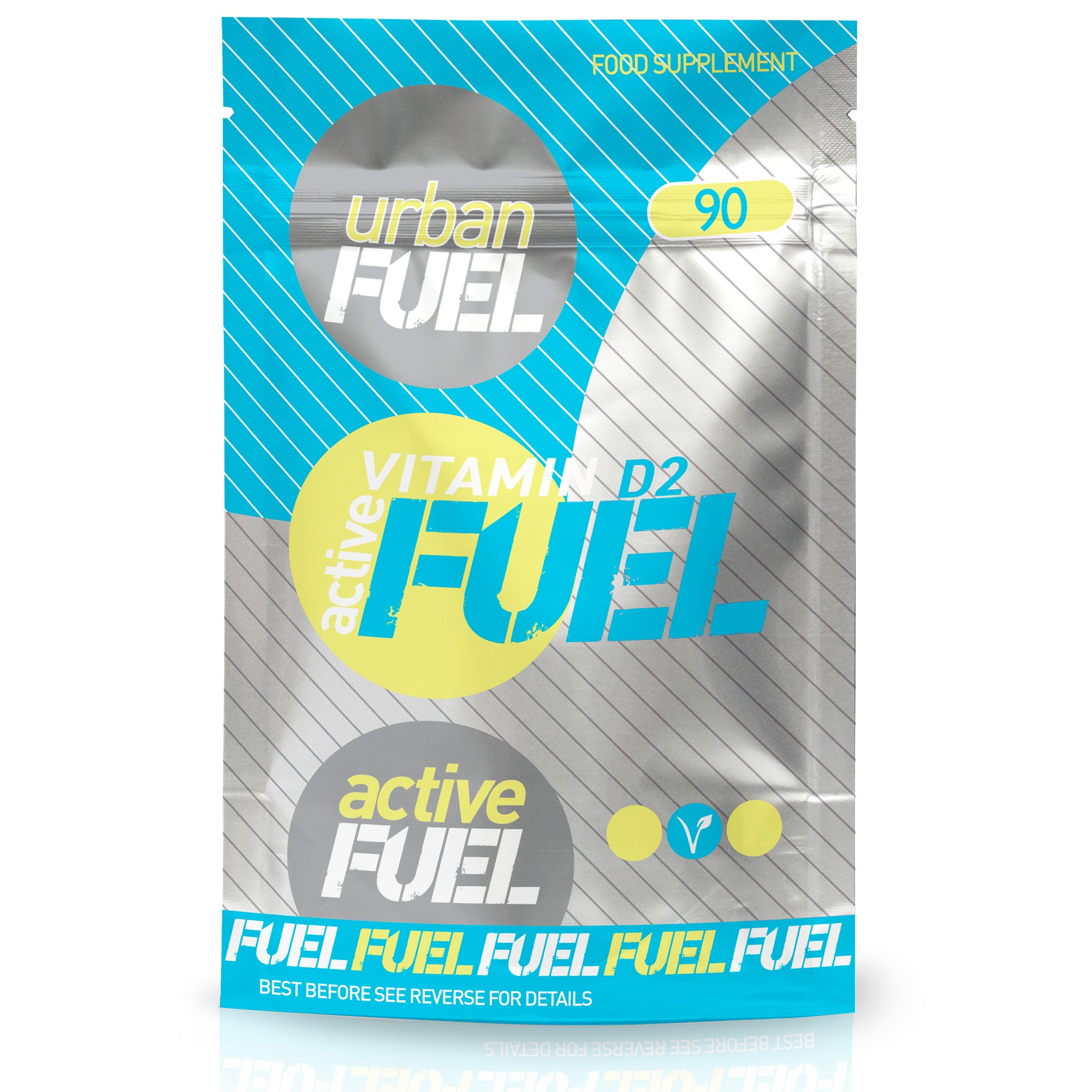 Active Vitamin D2 by Urban Fuel