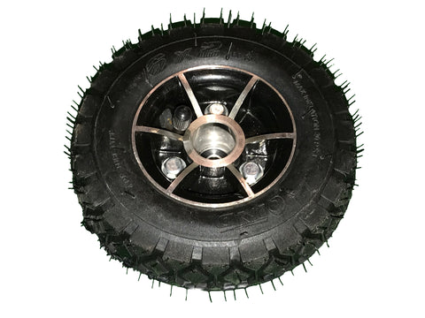 ELB 3200-All Terrain Tire and Rim-Front