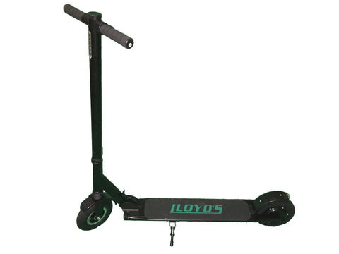 350 Watt, 24 volt, 10.4 amp Electric Scooter with Lights