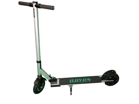 350 Watt Electric Scooter with 24V 6.6 Amp Lithium Battery, Lights