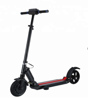 350 Watt, 36 volt, 7.8 amp PREMIUM Electric Scooter with Lights-Clearance