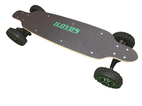 3200 watt All Terrain Electric Longboard