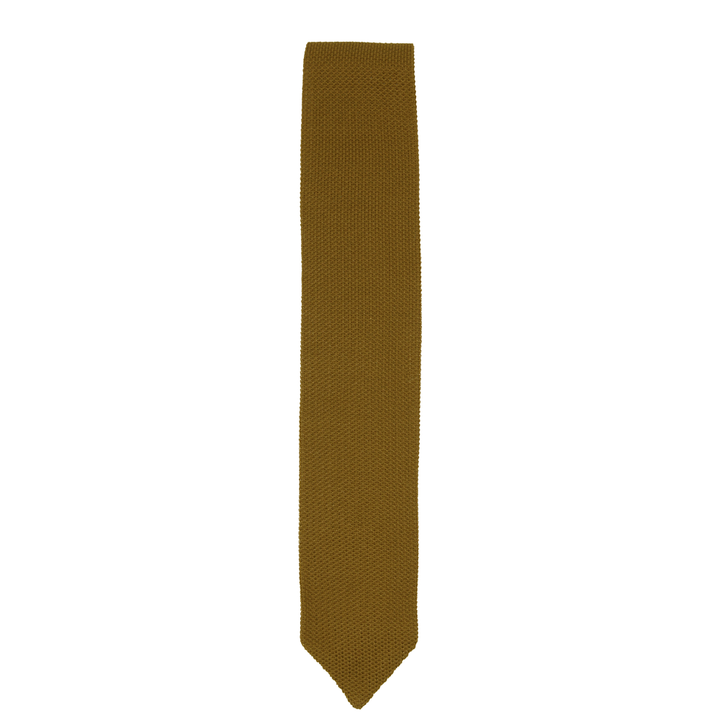 Cotton Knit Ties