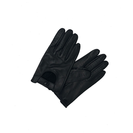 Driving Gloves: Black