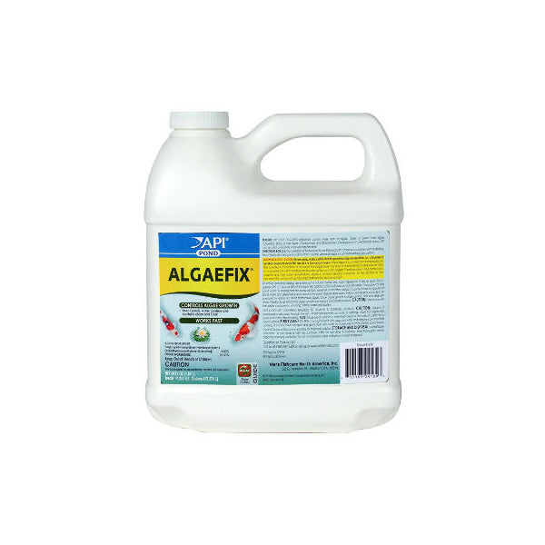API POND ALGAEFIX Algae Control Solution (IN-STORE ONLY)