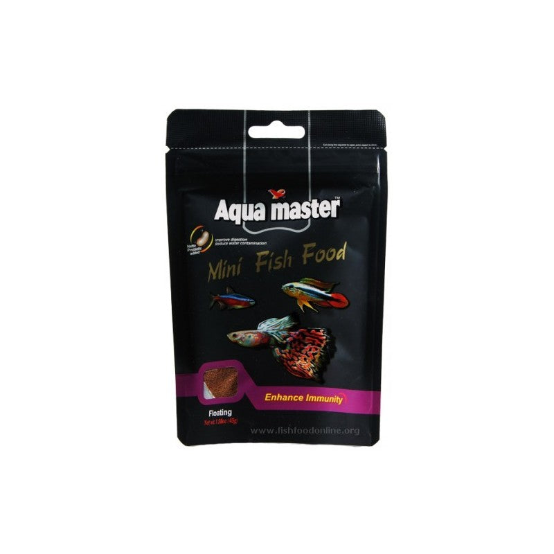 Aquamaster Mini Fish Food