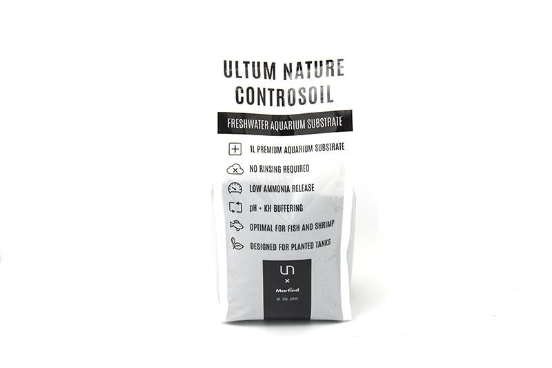 Ultum Nature Controsoil Brown - Extra Fine - 1L