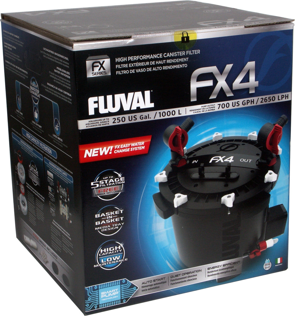 Fluval Canister Filter (IN-STORE PICKUP ONLY)