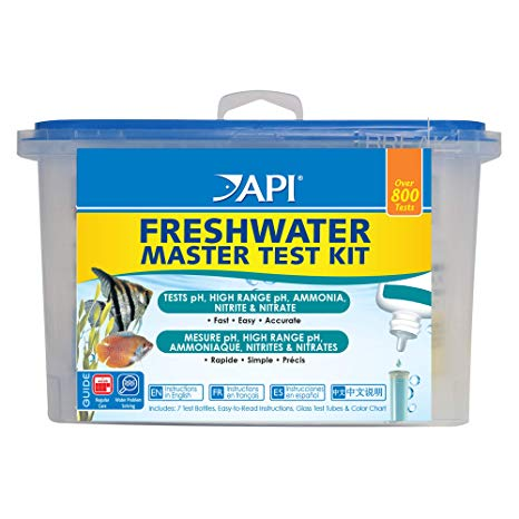 API Freshwater Master Test Kit (IN-STORE PICKUP ONLY)