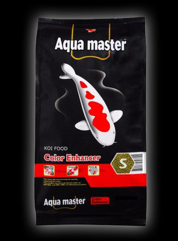 AquaMaster Color Enhancing Koi Food (IN-STORE PICKUP ONLY)
