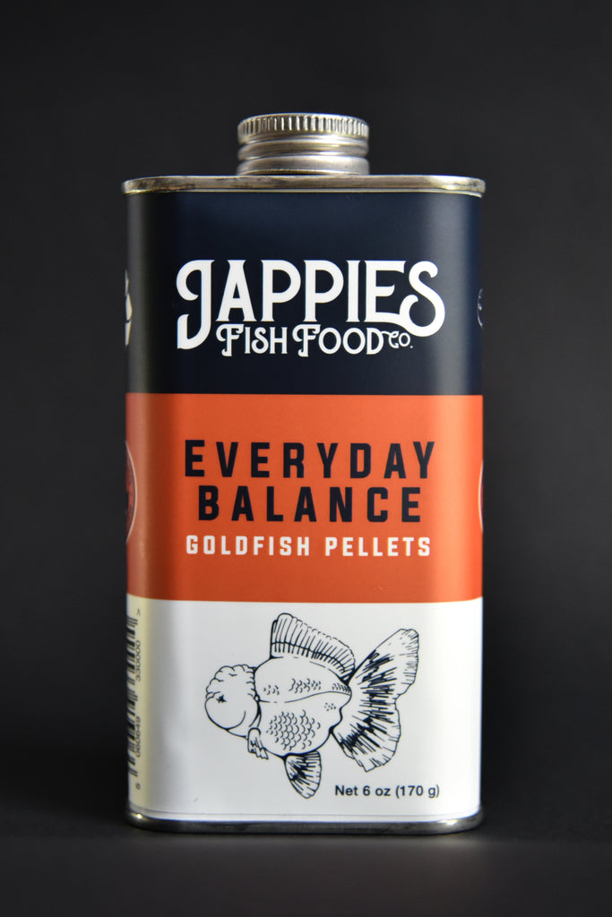 Jappies Everyday Balance Recipe - Fancy Goldfish Food