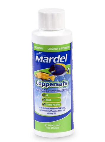 Fritz Mardel Coppersafe