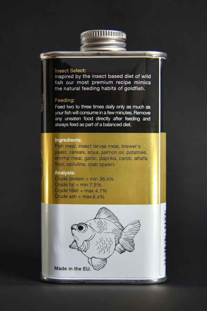 Jappies Insect Select - Fancy Goldfish Food