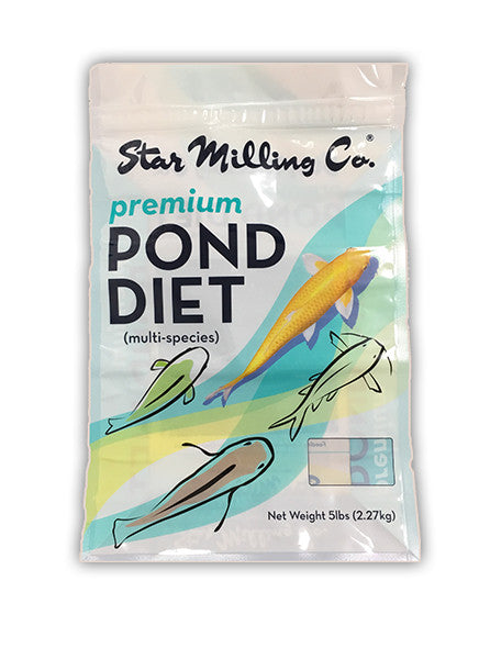 Star Milling Pond Diet - 50lbs (35% Protein) (IN-STORE PICKUP ONLY)