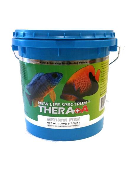 New Life Spectrum Thera+ A (1mm Sinking Pellets)