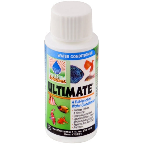 Hikari Aquarium Solutions Ultimate Water Conditioner (1oz)