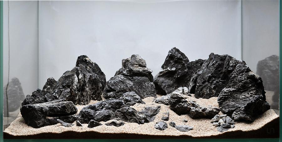 Black Mountain Seiryu Rocks (by the lb) - IN STORE PICK UP ONLY