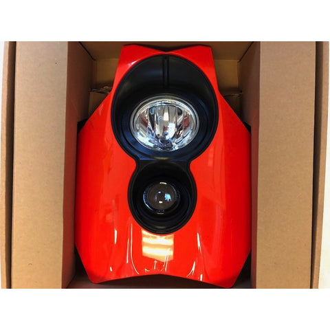 KTM TORCH HALOGEN LIGHT (ORANGE)