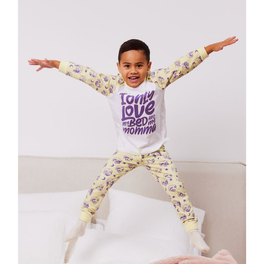 Dreams 'Toddler' Sleepwear Set