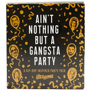 Ain't Nothing But A Gangsta Party Pack -