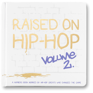 Raised On Hip-Hop  Vol. 2 - Numbers