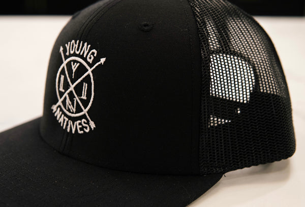 YOUNG NATIVES Trucker Hat