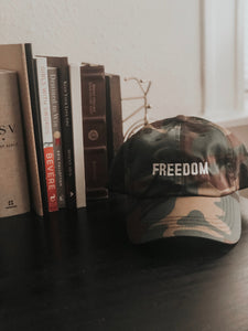 Freedom Dad Hat