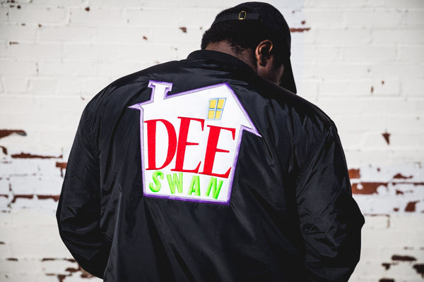 Dee Swan House Party Bomber Jacket
