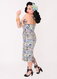 Darla Dress, TikiTastic - miss nouvelle vintage inspired pinup rockabilly 1950s retro fashion