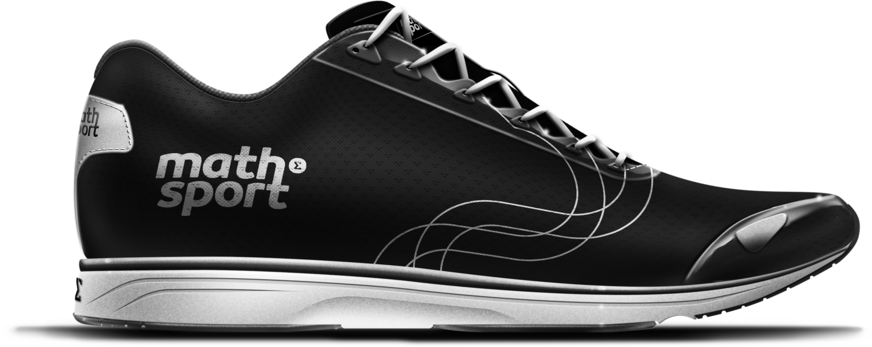 mathsportnoir - 4mm - lite trainer