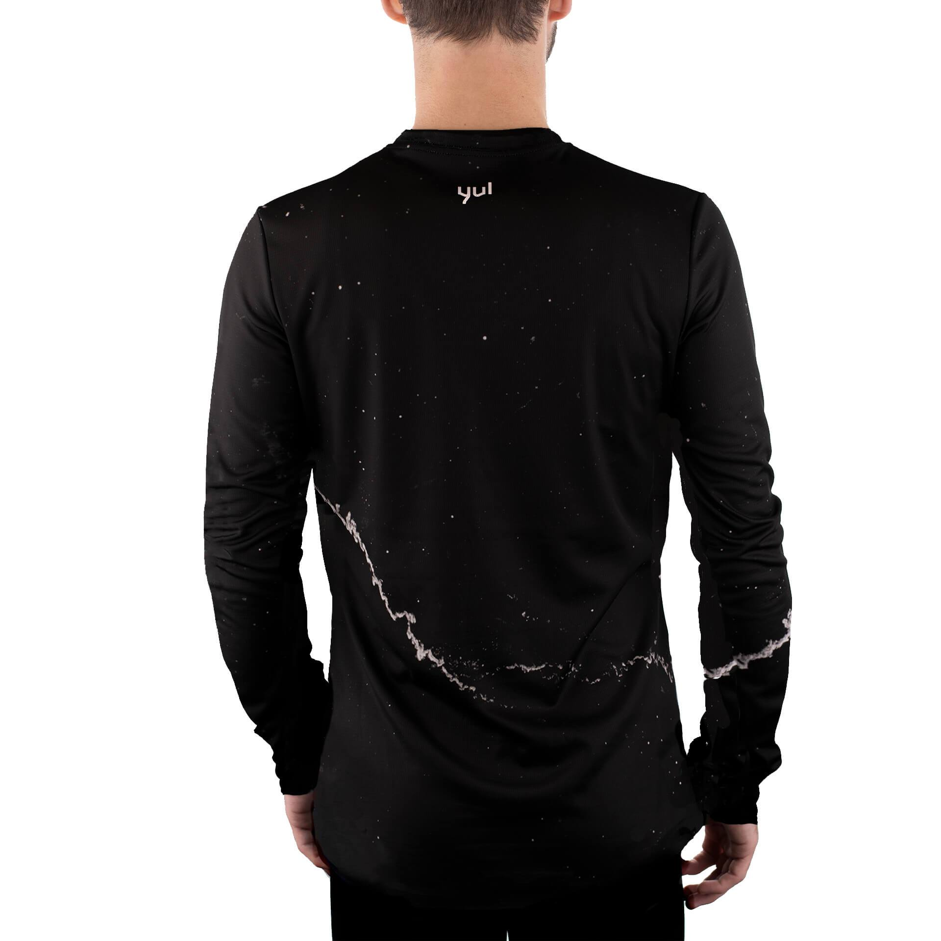 Marquina-Marble-Long sleeve