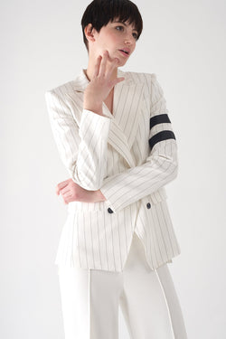 FELIPA - Double Breasted Tailored Blazer - Søsken Studios