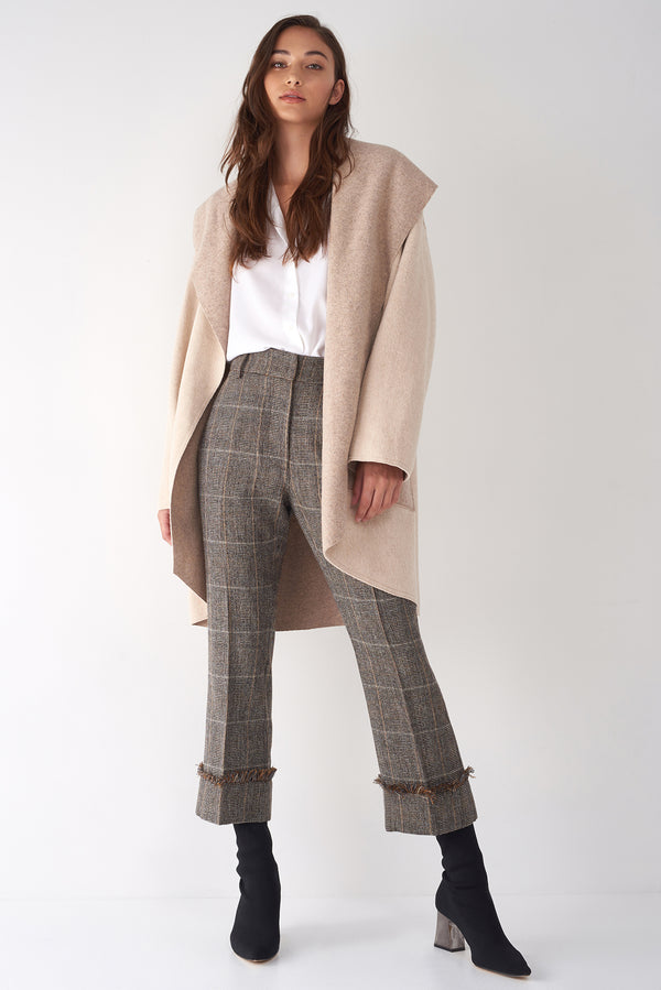 GEORGE - Vintage Plaid Pant