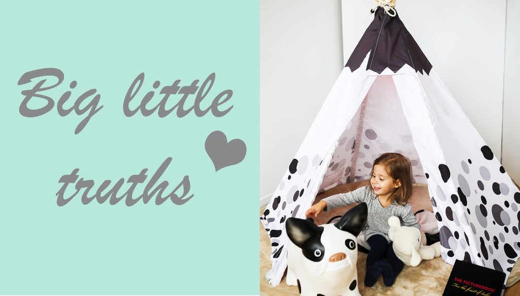 Teepees and cognitive development