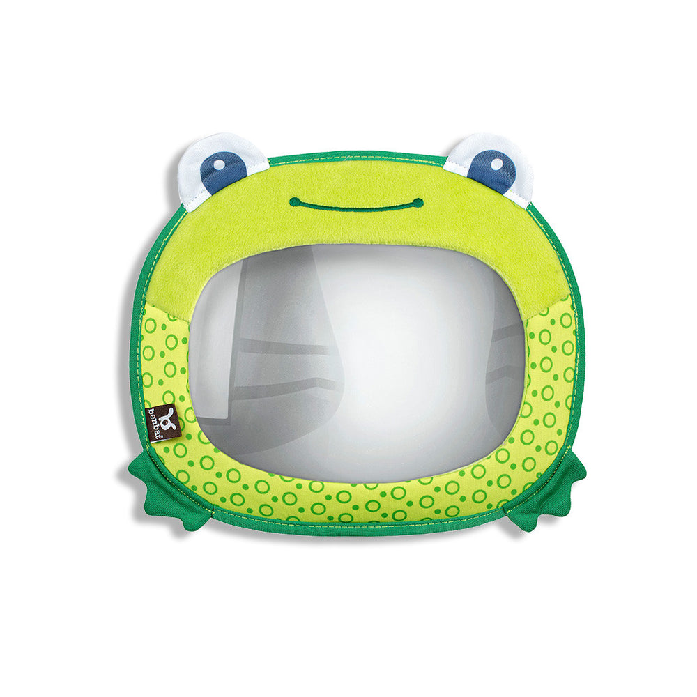 Travel Friends Baby Car Mirror - Frog