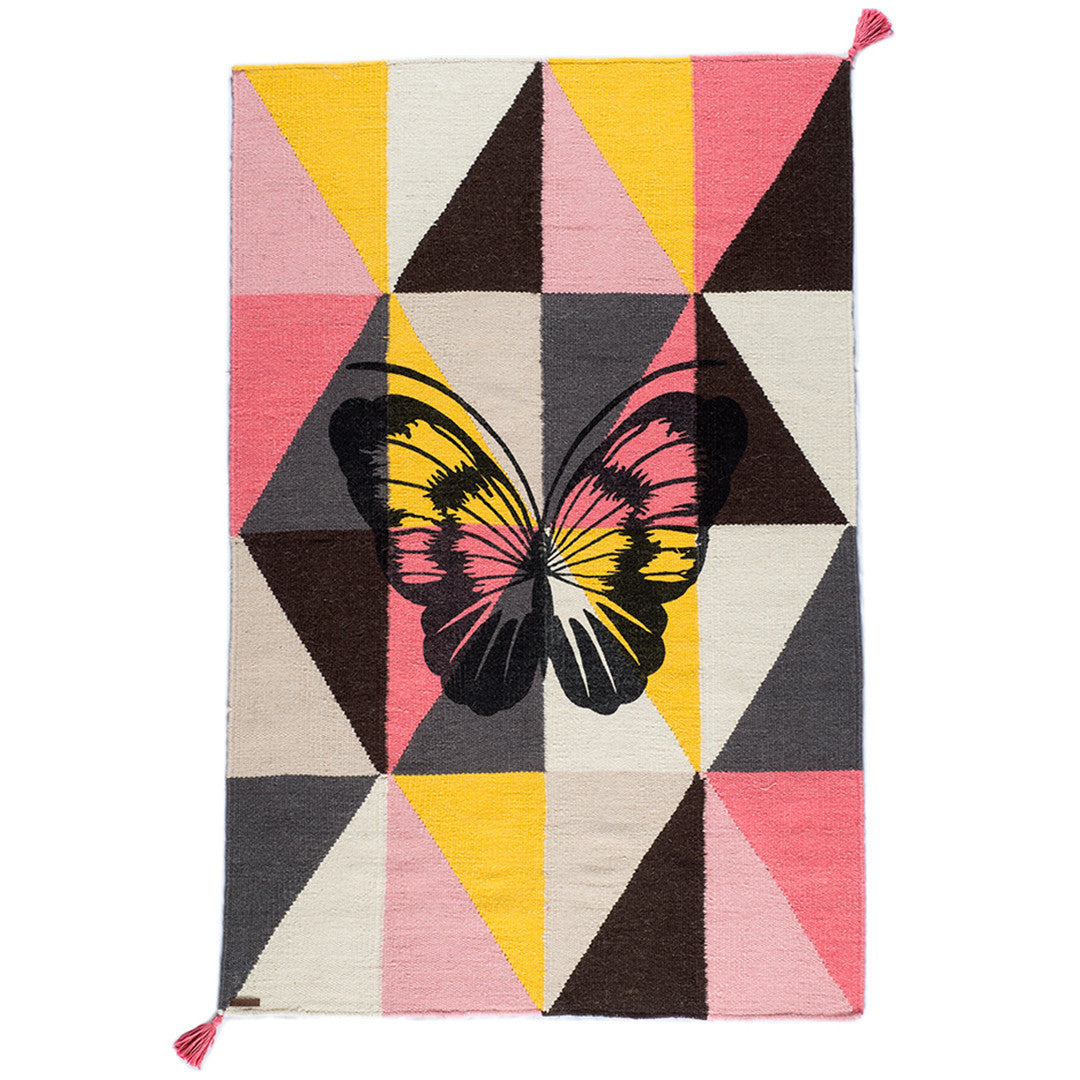Rug Circus Collection - Butterfly