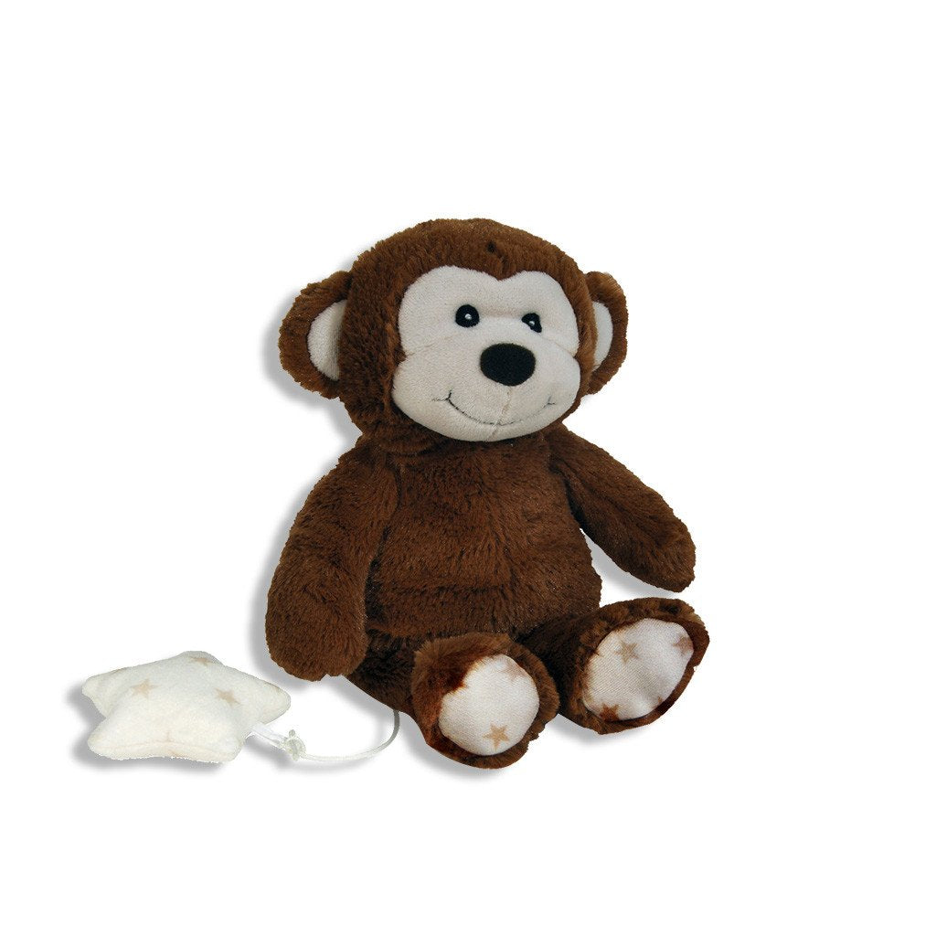 Dreamy Hugginz™ Musical Plushies - Monkey - aroundthecrib