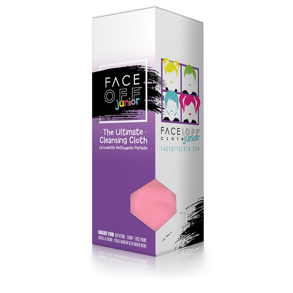 FaceOff Junior Cleansing Cloth