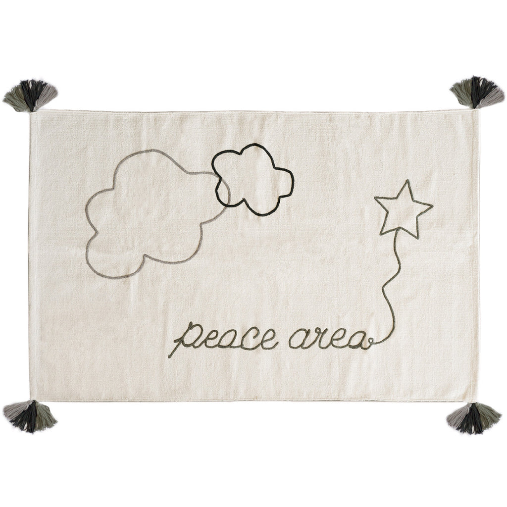 Rug Family Collection - Peace Area - aroundthecrib