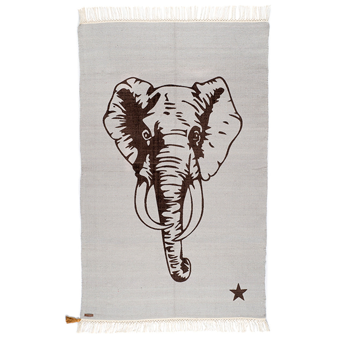 Rug Gypsy Collection - Elephant