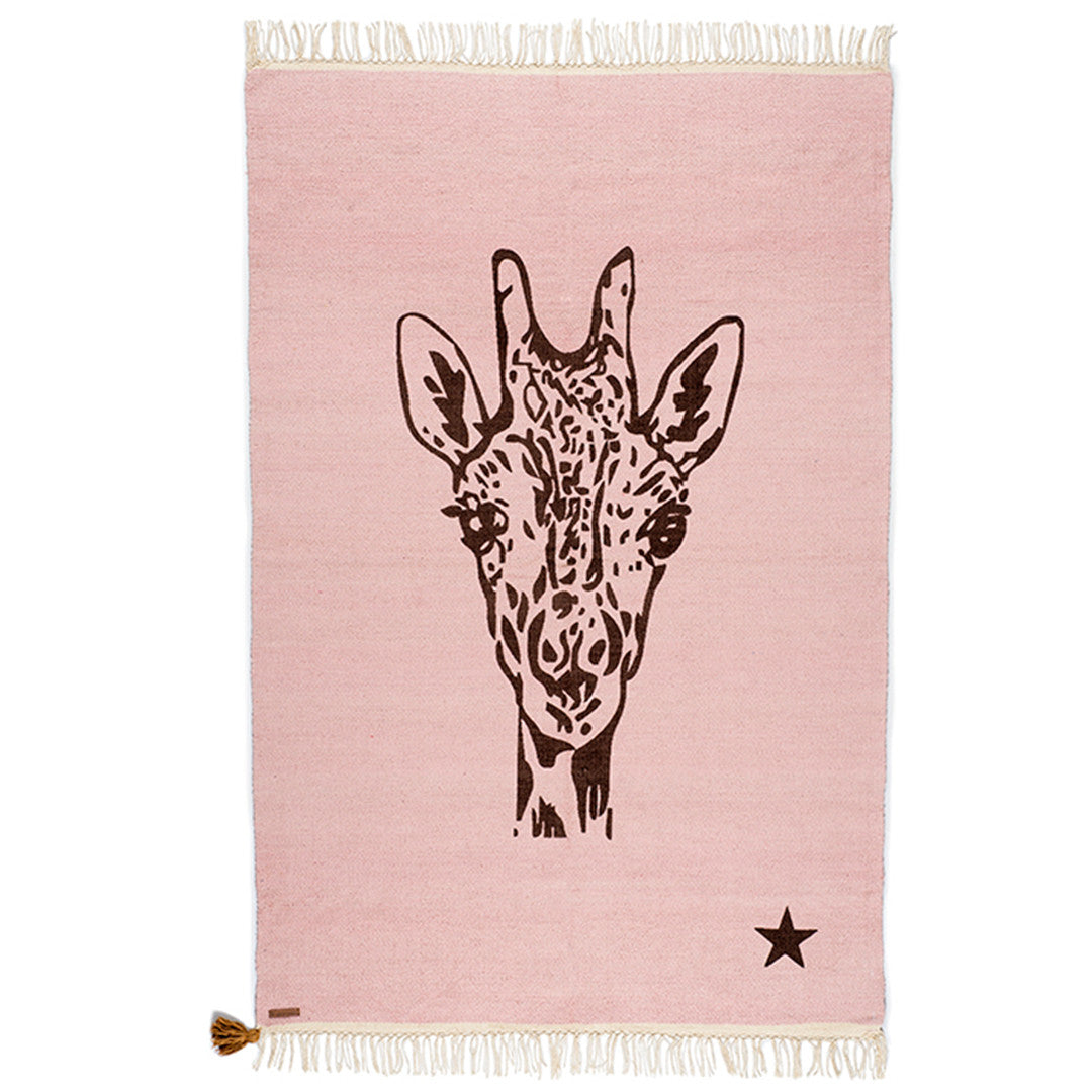 Rug Gypsy Collection - Giraffe