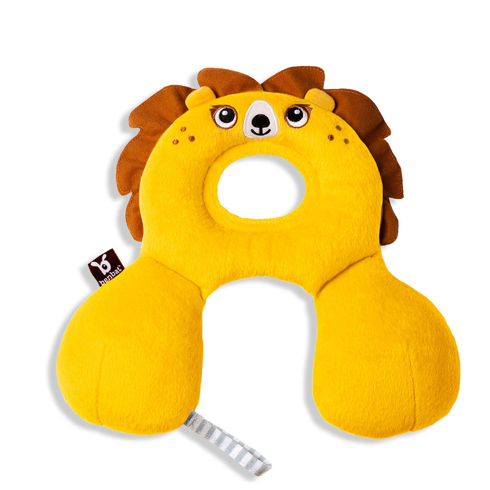 Total Support Headrest 0-12 - Lion - aroundthecrib