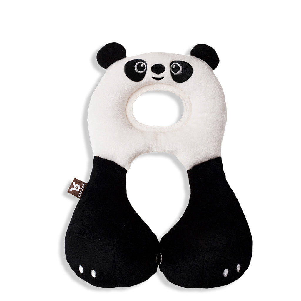Total Support Headrest 1-4 - Panda - aroundthecrib