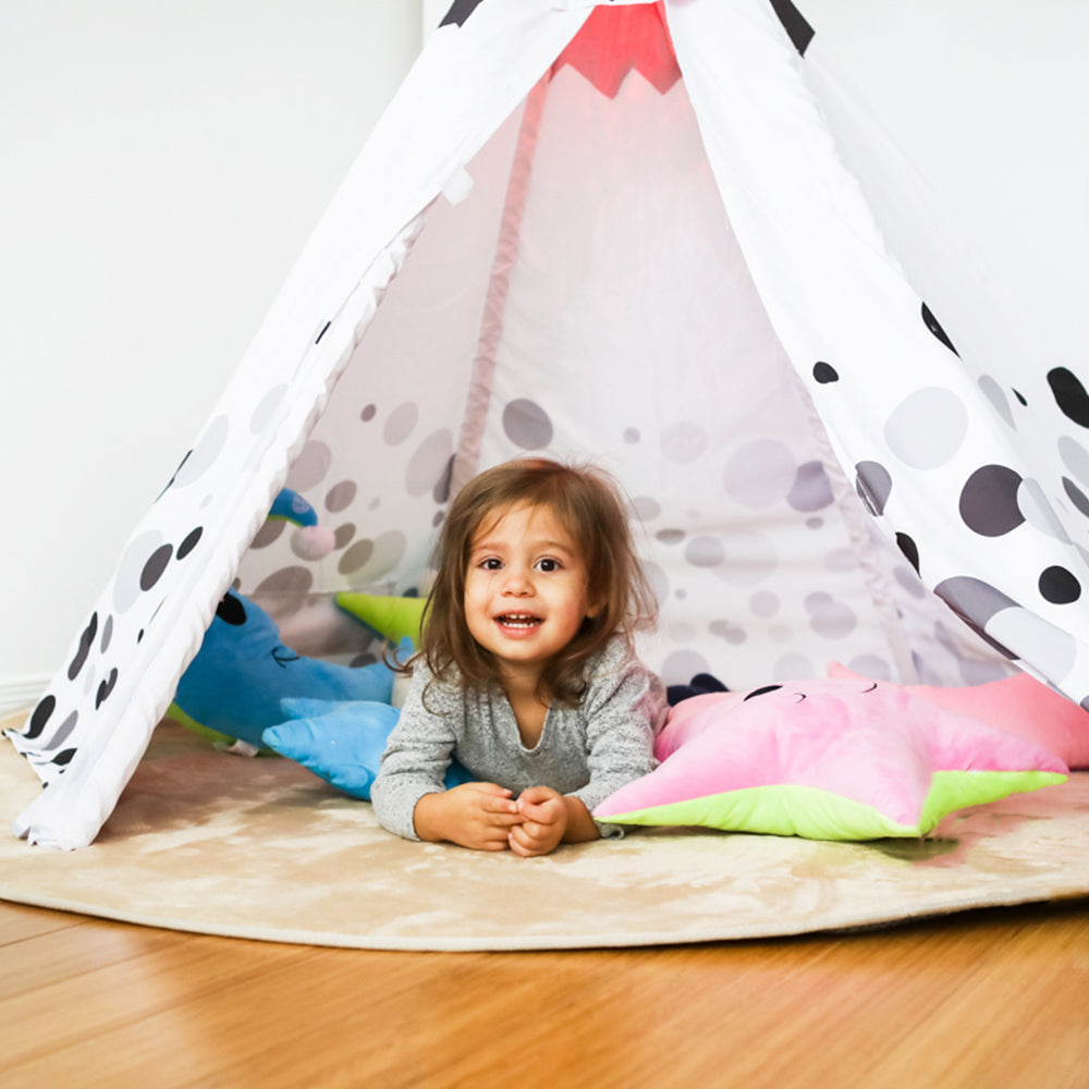 Bubble Dream Tent w/LED & MAT - aroundthecrib