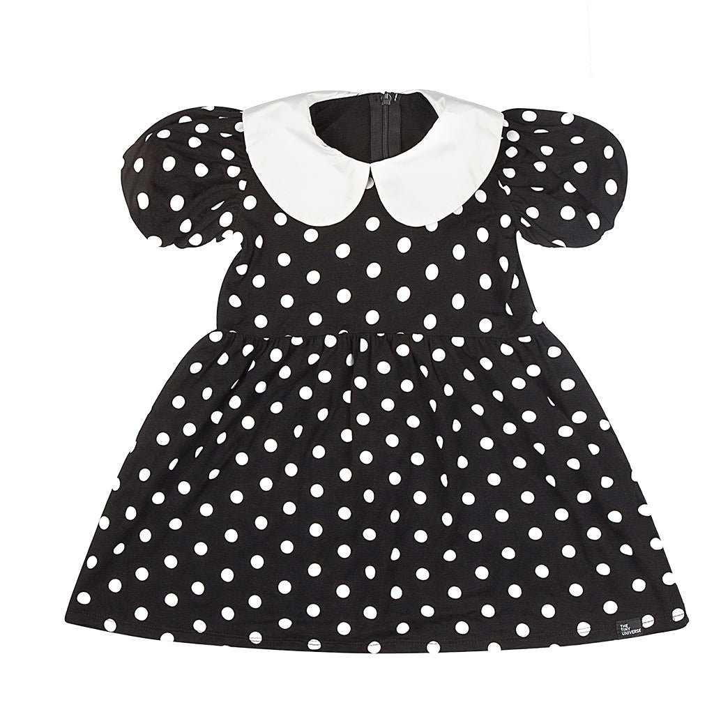 The Tiny Polka Dress