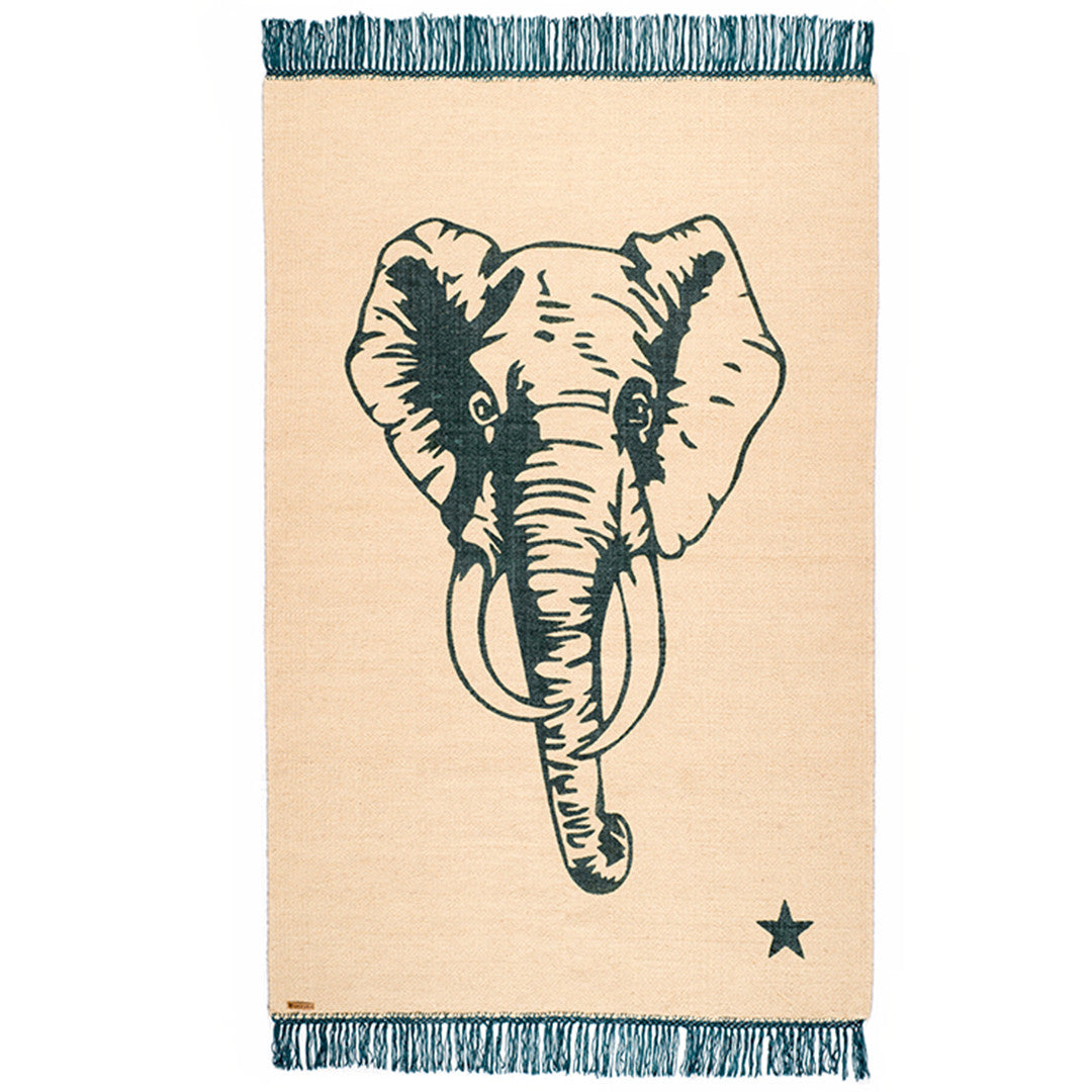 Rug Pop Collection Elephant